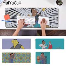 MaiYaCa Hot Sales BoJack Knight  Natural Rubber Gaming mousepad Desk Mat Free Shipping Large Mouse Pad Keyboards Mat maiyaca hot sales anime steins gate natural rubber gaming mousepad desk mat large lockedge mousepad laptop pc computer mouse pad