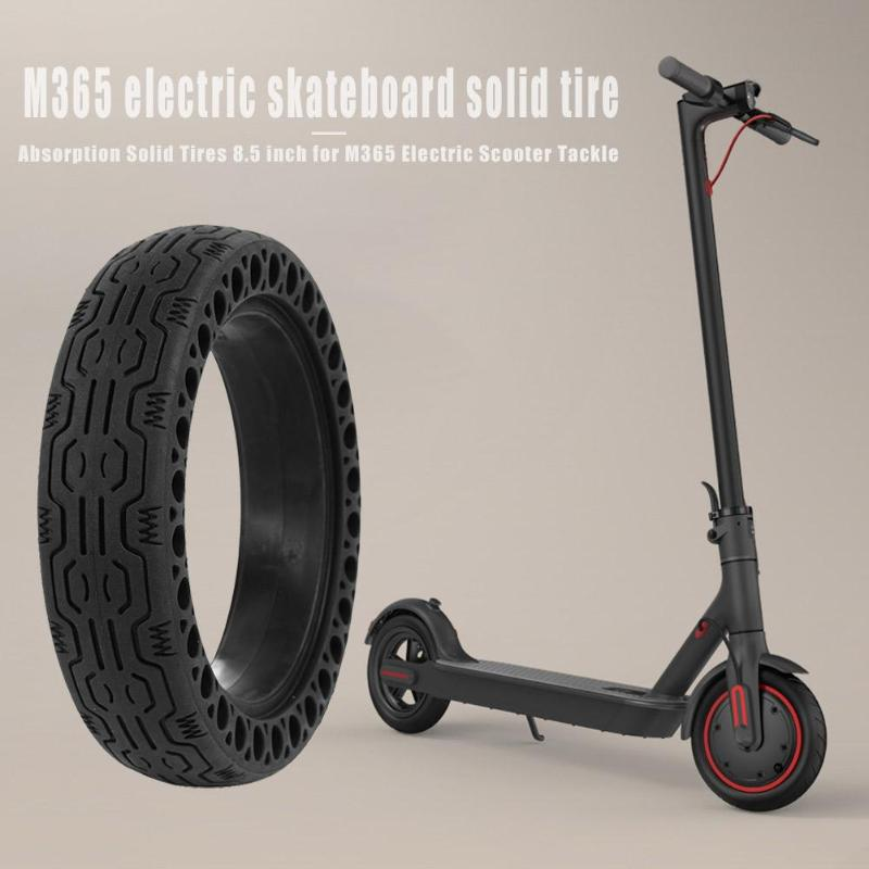 Durable Anti-Explosion Tire Tubeless Solid Tyre Replacement Tires for Xiaomi Mijia M365 Electric Scooter Wheel Ninebot Electric Scooter