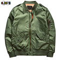 2016 New Mens Retro MA1 Bomber Jacket Pilot Jackets Hip Hop Patchwork Men Suit Windbreak Streetwear Jacket Coat