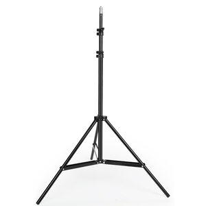Image 3 - 2 متر (79in) التصوير الفوتوغرافي استوديو مصباح من سبيكة الألومنيوم ضوء موقف 1/4 المسمار خفيفة الوزن ترايبود ل Godox سوفت بوكس فيديو فلاش