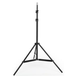 Image 3 - 2M(79in) photographie Photo Studio en alliage daluminium lampe support de lumière 1/4 vis léger trépied pour Godox Softbox Flash vidéo
