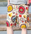 6 Styles Men's Shorts Mens Summer Beach Board Shorts Swimwear Men Boardshorts Short Pants 2017 Quick Dry Bermuda Silver