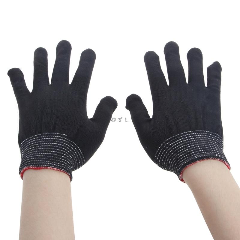 1 Paar Anti Statische Gleitschutz Handschuh Frau Arbeits Handschuhe Hand Schutzhülle Gartenarbeit QualitäTswaren