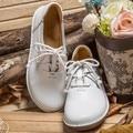 Новый 2015 Глава слой коровьей обувь чистая ручной работы, ретро искусства мори девушка обувь, женская повседневная обувь Квартиры обувь, 3 цвета