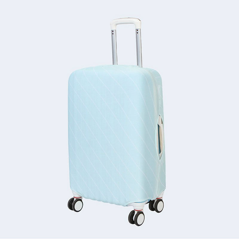 Protective Case For Suitcase Elastic Luggage Cover Dust Cover For 18 To 30 Inch High Stretch Travel Accessories Supplies
