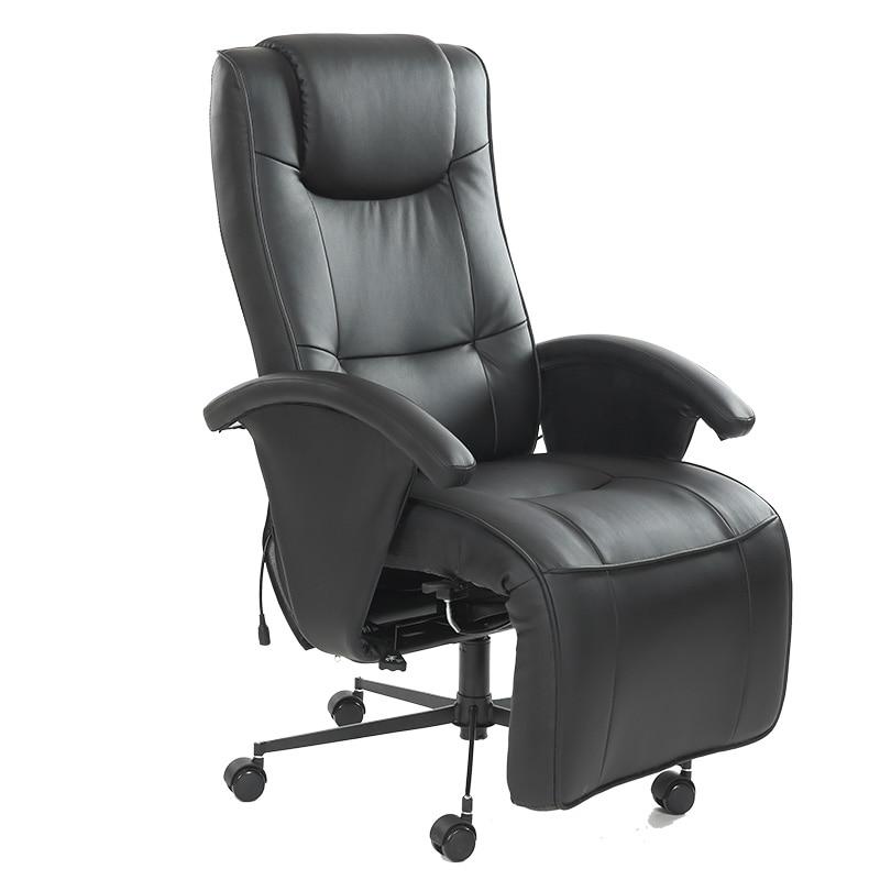 Sillón de masaje ajustable de cuerpo completo Sillón TV eléctrica - Mueble - foto 4