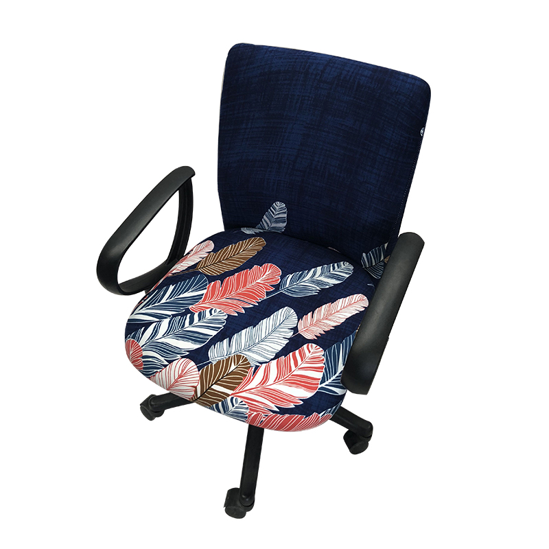 Office Computer Chair Covers Spandex Rotating Lift Office