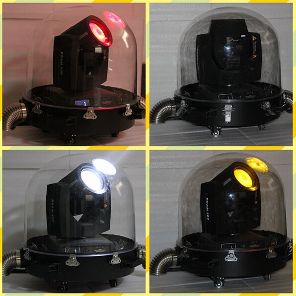 Free Shipping Rain Cover /230w Sharpy 7r Beam Moving Head Light 2pieces Ship Together