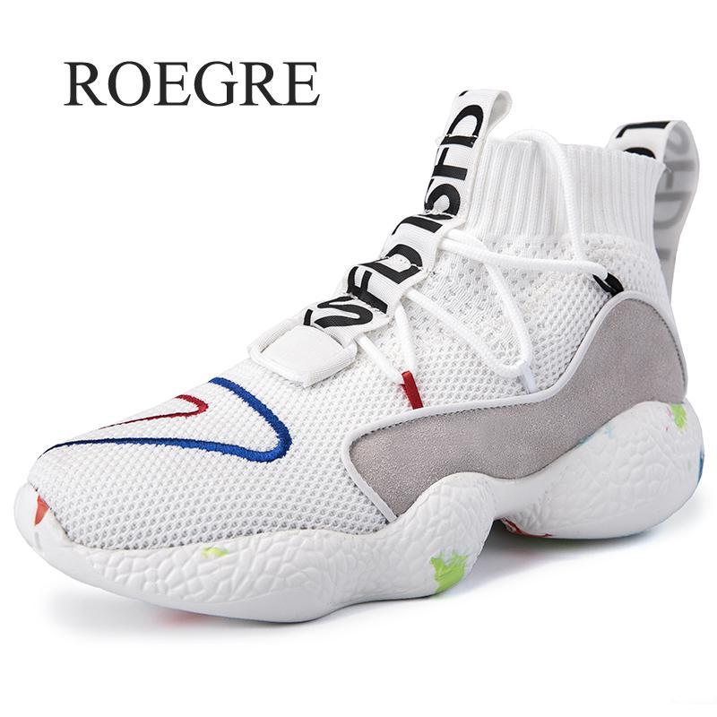 2019 осень зима унисекс для мужчин повседневная обувь черный, белый цвет для взрослых кроссовки камуфляжной подошвой Спортивная