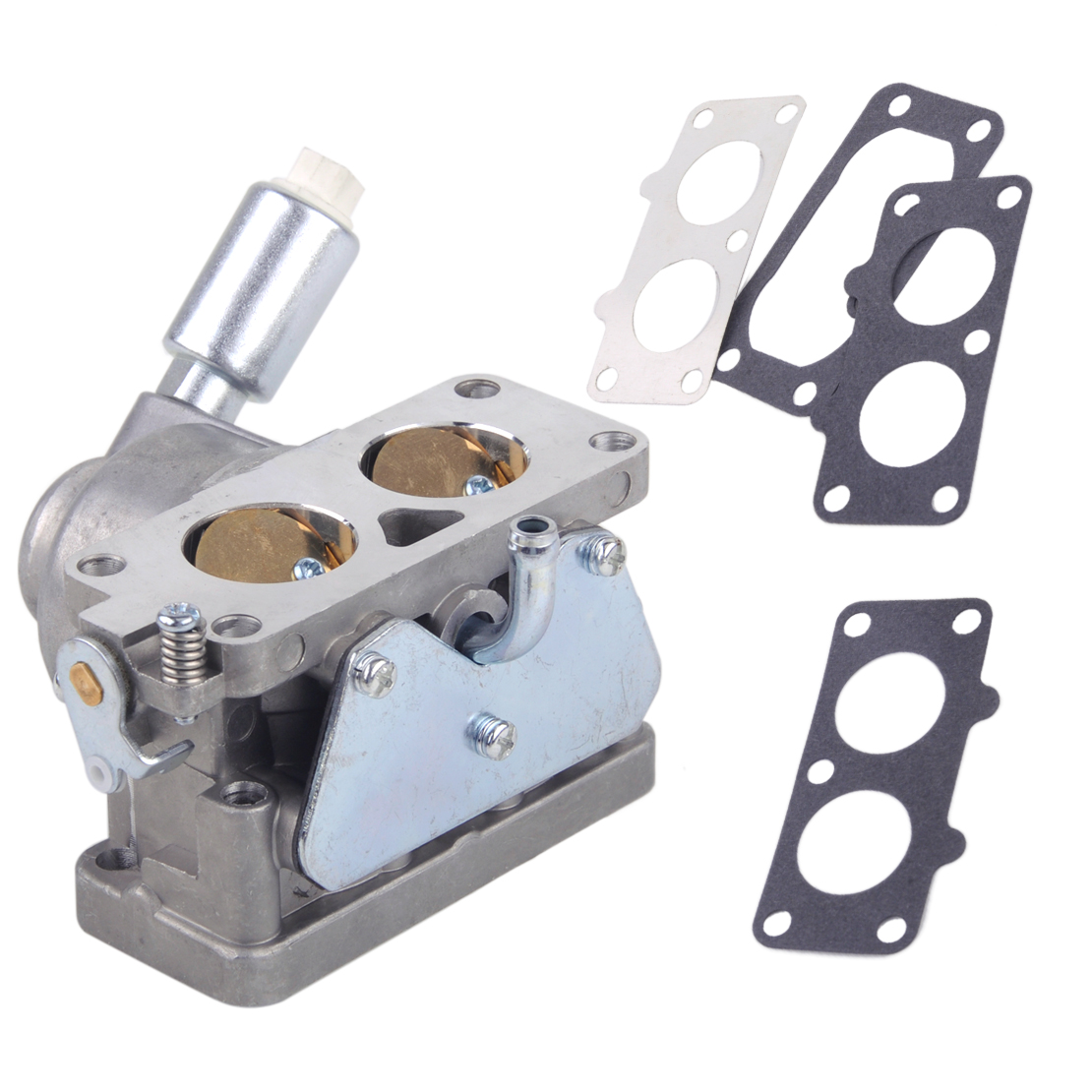 все цены на LETAOSK New Carburetor Carb with Gasket fit for Briggs & Stratton 792295 Replacement Accessories