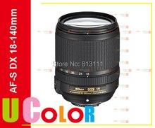 Оригинальный Новый Nikon AF-S DX 18-140 мм f/3.5-5.6 Г ED VR Объектив (Белый коробка)