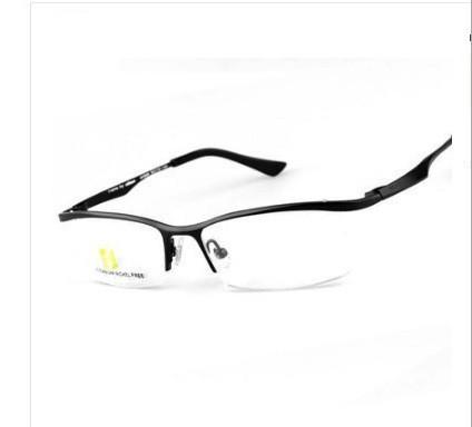 Venda quente 2016 Esportes óculos óculos de titânio puro óculos de armação de óculos de miopia enquadrar confortável slip-resistente frete grátis