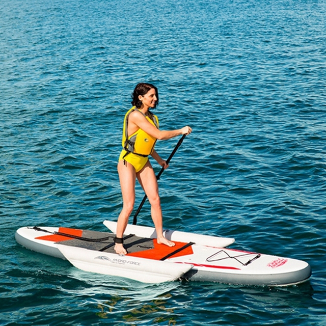 Inflatable Sup Accessories Type Bestway 150cm Sup Stabilization Brace For  Inflatble Stand Up Paddle Boards Surfingboard 93aedbda8c