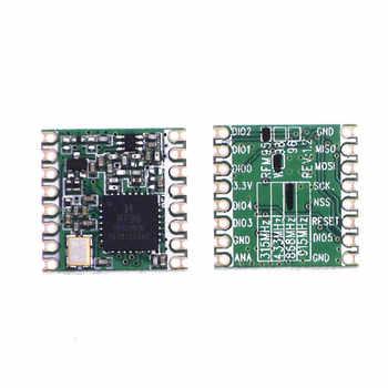 50pcs/lot RFM95 RFM95W 868MHz 915MHz LORA SX1276 wireless transceiver module wireless transceiver SX1276 SX1278 lora module