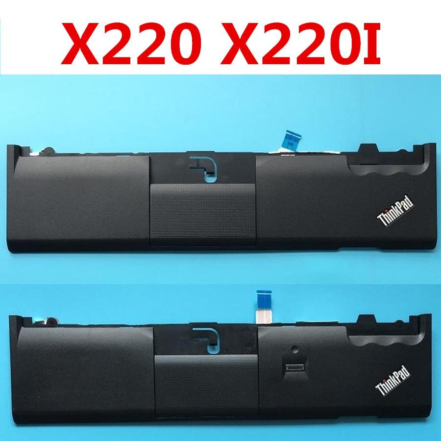 New 04W2188 04W6550 for Lenovo Thinkpad X220T Palmrest Upper Case Touchpad No FP