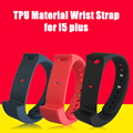 EARVO TPU Silicone Material Best Quality Wrist Strap Wrist Band for Smart Wristband I5 Plus