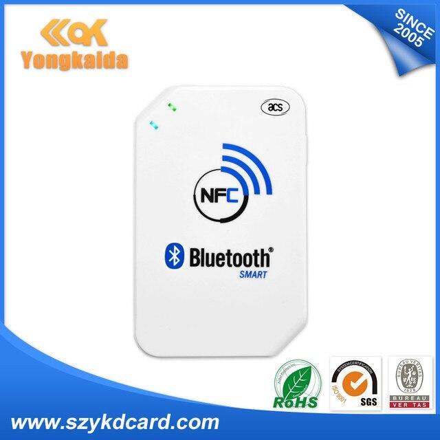 yongkaida bluetooth rfid reader acr1255u j1 prepaid card nfc reader - Control Prepaid Card