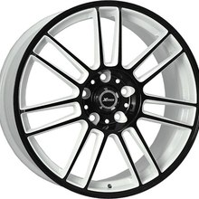 Колесный диск X-RACE AF-06 8x18/5x114.3 D60.1 ET45 Черный