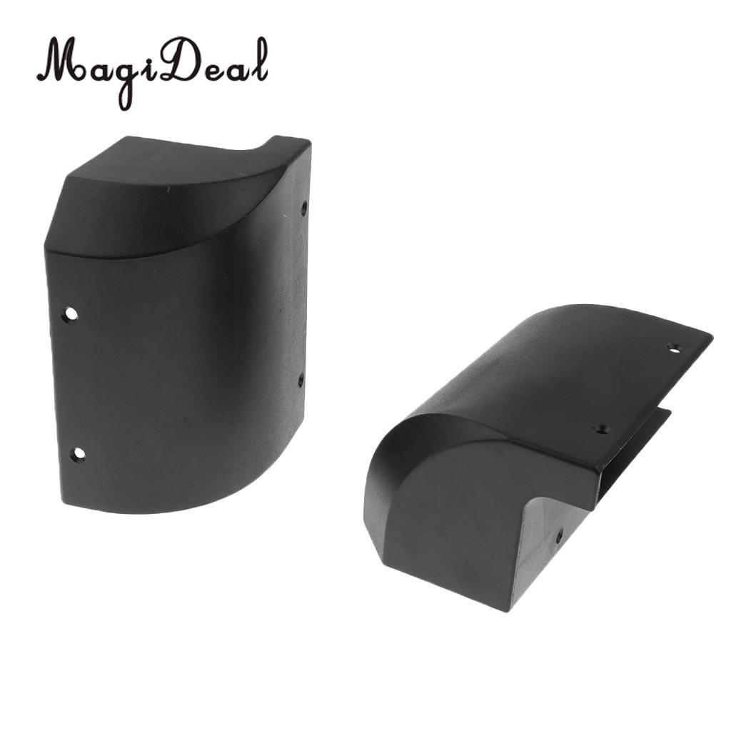 MagiDeal 2 Pieces Ice Hockey Table Edge / Air Hockey Table Corner Side Protector