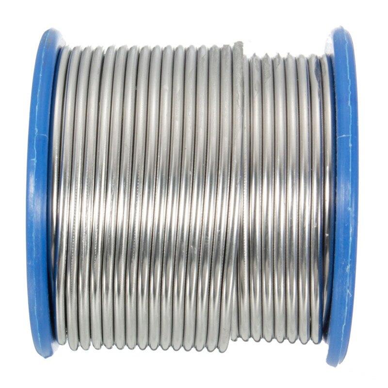 Nuovo Arrivo 2mm 250g 60/40 Rosin Core Flux 2.0% Tin Piombo Rotolo di Saldatura Solder Wire Saldatura Prezzo All'ingrosso