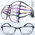 Wholesale 8608 new style square shape full-rim with silicone nose pad ultra lightweight ULTEM optical frames free shipping