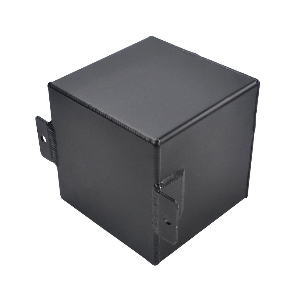2L billette en aluminium réservoir de surtension/réservoir de surtension + haute qualité externe 044 pompe à carburant PQY-TK8344 - 2