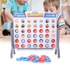 kids toys 4 in 1 a Line Connect Four Board Game Checkers for Kids Sports Entertainment Parent-child Interactive Toy