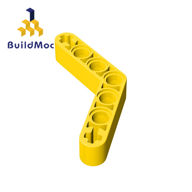BuildMOC Compatible Assembles Particles 32348 1x7(4x4)For Building Blocks Parts DIY LOGO Educational Creative Gift Toys
