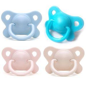 Bebê crianças silicone chupeta recém-nascidos meninos meninas manequim mamilos crianças ortodôntica chupetas presentes do sono