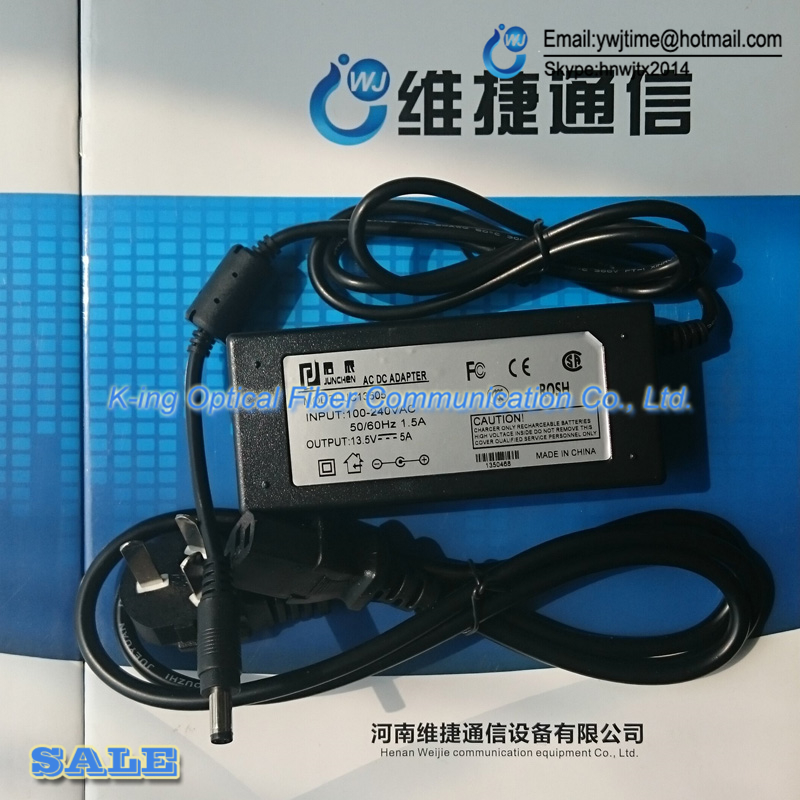 Adaptador De Energia para KL-280 JILONG Splicer Fusão de Fibra Óptica KL-280G KL-280H KL-300T KL-300F