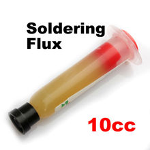 Weak Acid SMD Soldering Paste Flux Grease SMT IC 10cc Repair Tool Solder PCB    WWO66(China)