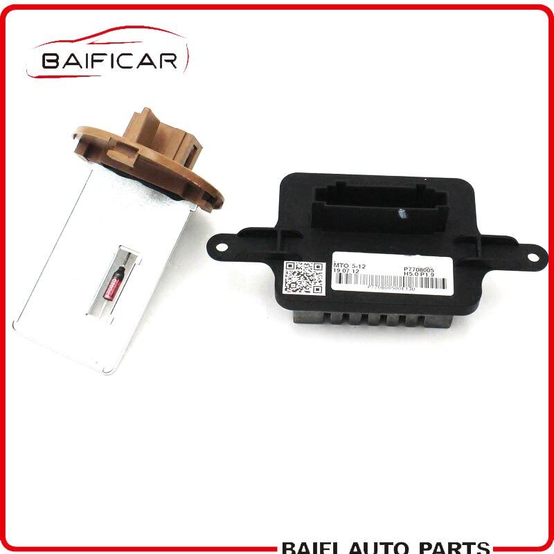 Heater Fan Blower Resistor P7708005 6441CQ for Citroen DS5 Peugeot 3008 5008
