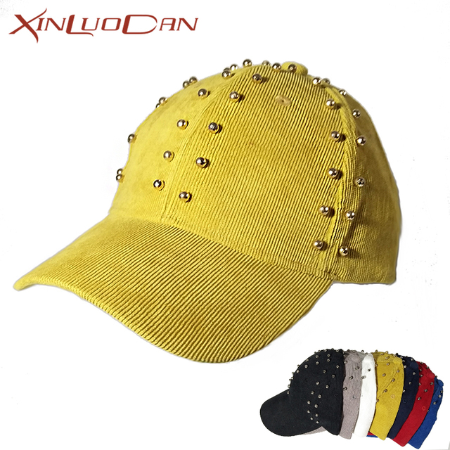 Wholesale Cheap Cool Hats Dad Hats For Men Punk Winter Hats For Girls With  Bead Snapback Hats For Men Winter WH225 369077a8499