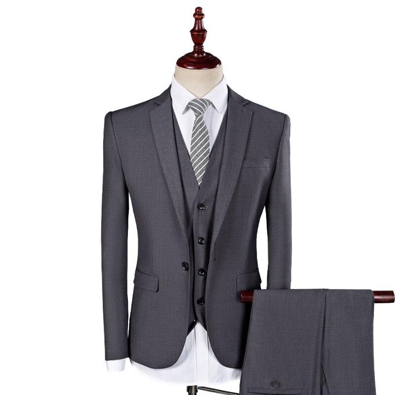 Abiti Vestiti Hombre Elegante Suit Da 2018 Cinesi 2 Piece Uomo 3 Poshawn Per Traje ynwOv0m8N