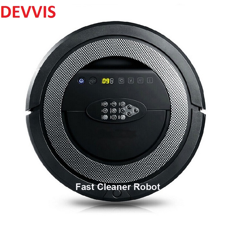 (FREE Shipping To Russia)Intelligent Robot Vacuum Cleaner For Home (Sweep,Vacuum,Mop,Sterilize) Robo Aspiradoras ems dhl post shipping to the world robot vacuum cleaner auto sweep mop one key start robot vacuum