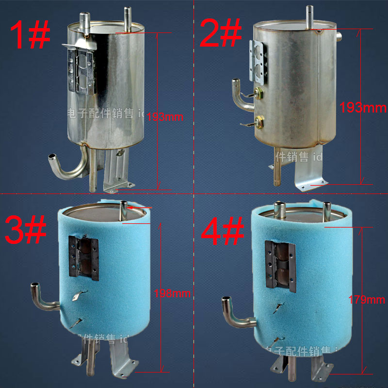 4 Models 220V Drinking Water Dispenser Parts Stainless Steel Heating Tank Bottle Pump Boiler water cooler tap water dispenser parts 304 stainless steel wireless electric bottled water pumping unit mineral water pump