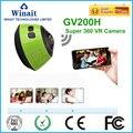 2016 New GV200H 360 Panorama Mini Wifi Action Sports Camera 1280x1024 Video 1300Mah Battery 360/220 Degree Wide Angle