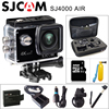 "Original SJCAM SJ4000 AIR 4K Action Camera Full HD Allwinner 4K 30fps WIFI 2.0"" Screen Mini Helmet Waterproof Sports DV Camera"