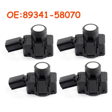 4 pcs/lot 89341-58070  89341-58070-A0 188400-3270 For Toyota Car PDC Parking Sensor Radar Reverse