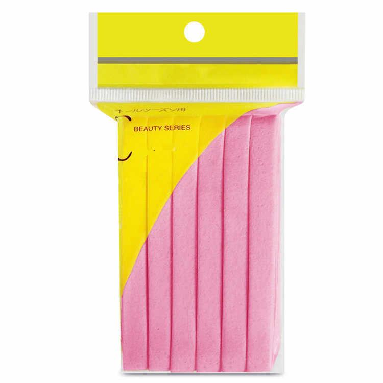 12 sztuk/zestaw kosmetyczne sprężonego Puff Cleansing gąbka do czyszczenia twarzy Pad do mycia usuń makijaż pielęgnacja skóry twarzy