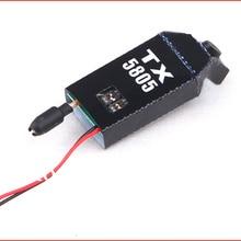 Горячие Walkera TX5805 5,8 ГГц передатчик& HD камера(изображение в реальном времени) Утверждение CE для съемкой от первого лица helicopers& Квадрокоптер