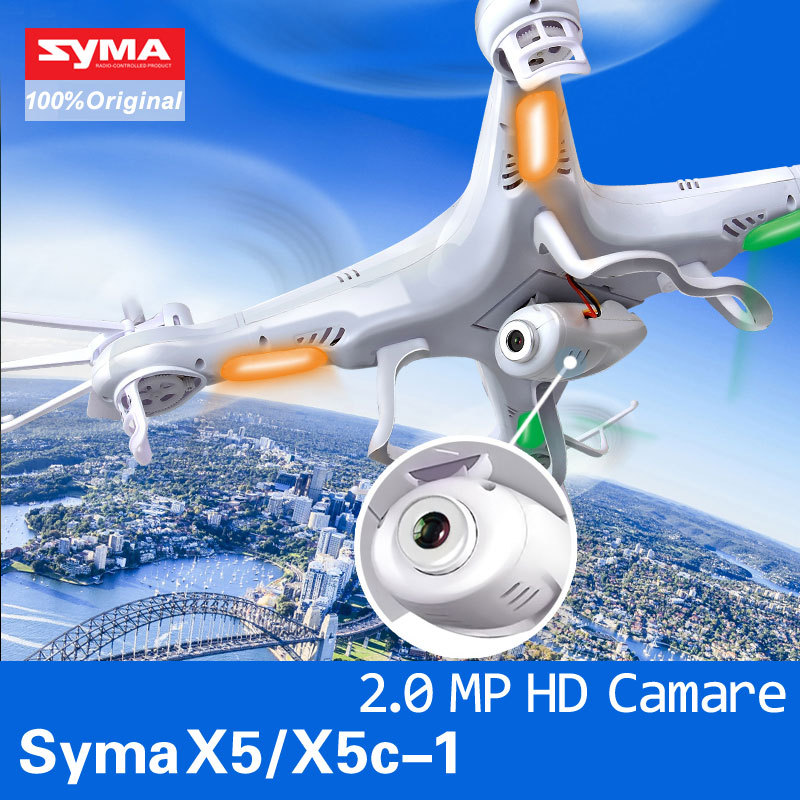 ФОТО Syma X5C-1 (Upgrade version Syma x5c ) Quadcopter Drone With Camera or Syma X5-1 (Upgrade syma x5 ) rc helicopter dron no camera