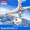 Syma X5C-1 (versión de actualización Syma x5c) Quadcopter Drone Con Cámara o Syma X5-1 (actualización syma x5) rc helicóptero dron no cámara