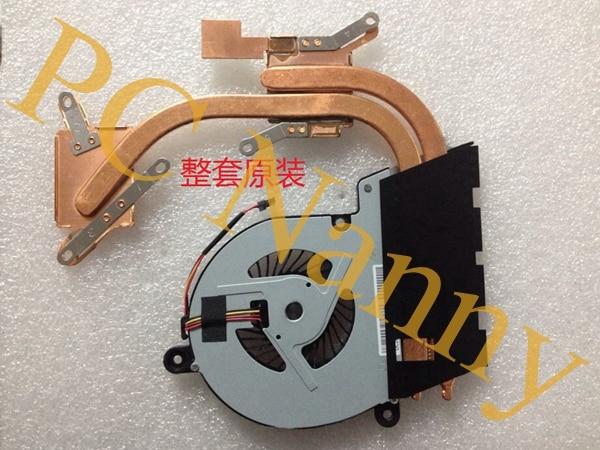 купить Genuine For Toshiba Satellite U900 U945 U940 Laptop heatsink Cpu Cooling Fan