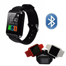 Smartwatch Bluetooth Smart Uhr A8 für iPhone IOS Android Windows Phone Tragen Uhr Tragbares Gerät Smartwach PK GT08 DZ09 GV18