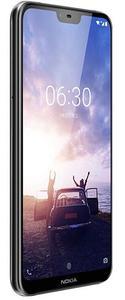 Image 4 - נוקיה X6/6.1 בתוספת A6GB 64GB 5.8 אינץ FHD Snapdragon 636 אוקטה Core 3060mAh 16.0MP + 16.0MP מצלמה זיהוי טביעת אצבע MobilePhone