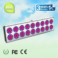 Apollo 18 270 3W LED Grow Light Red Blue 8 1 Integrated Full Spectrum For Agriculture
