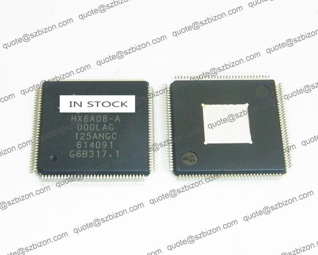 Fast and Free Shipping 5pcs HX6A08 HX6A08 A000LAG IC QFP 100