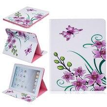 Чехол для Apple iPad 2 iPad 3 iPad 4 Smart Пу; кожа; силикон чехол-подставка флип детский Чехол Стилус