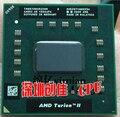 Original AMD Turion II Dual-Core Mobile P520 Turion N570-TMN570DCR23GM CPU notebook II M520 Phenom II X620 processador